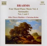 Four Hand Piano Music Vol.4