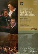 VERDI - Mehta - La forza del destino, opéra en quatre actes (version 186