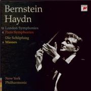 HAYDN - Bernstein - Douze symphonies londoniennes Hob.I:93-104