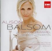 HUMMEL - Balsom - Concerto pour trompette en mi bémol majeur WoO 1