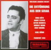 MOZART - Böhm - Die Entführung aus dem Serail (L'enlèvement au sérail) Live Frankfurt 06 - 1956