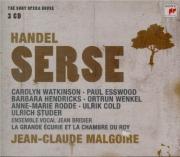 HAENDEL - Malgoire - Serse, opéra en 3 actes HWV.40 (aussi 'Xerxes')