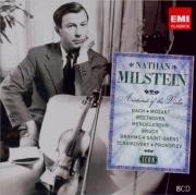 BACH - Milstein - Sonate pour violon seul n°1 en sol mineur BWV.1001