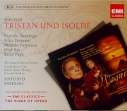 WAGNER - Pappano - Tristan und Isolde (Tristan et Isolde) WWV.90