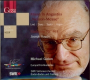 HAYDN - Gielen - Missa in Angustijs, pour solistes, choeur mixte, orchest