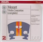 MOZART - Grumiaux - Concerto pour violon et orchestre n°1 en si bémol ma