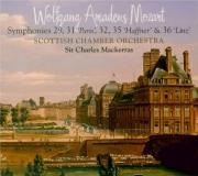 MOZART - Mackerras - Symphonie n°29 en la majeur K.201 (K6.186a)