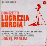 DONIZETTI - Perlea - Lucrezia Borgia