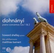 DOHNANYI - Shelley - Concerto pour piano n°1 op.5