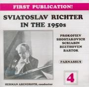Sviatoslav Richter in the 1950s vol.4