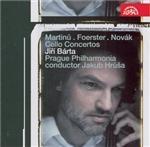 MARTINU - Barta - Concerto pour violoncelle n°1 H.196