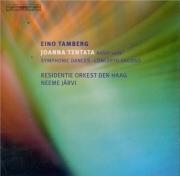 TAMBERG - Järvi - Suite du ballet 'Joanna Tentata' op.37a