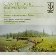 CANTELOUBE DE MALARET - Gomez - Chants d'Auvergne