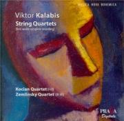 KALABIS - Kocian Quartet - Quatuors à cordes (intégrale)