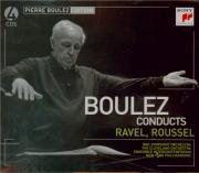 RAVEL - Boulez - Menuet antique, pour piano