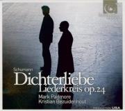 SCHUMANN - Padmore - Liederkreis (Heine), cycle de neuf mélodies pour vo