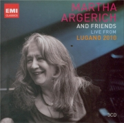 Martha Argerich and Friends Live from Lugano 2010