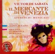 SABATA - Ceccato - Il mercante di Venezia (Le marchand de Venise)