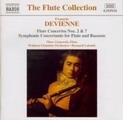 DEVIENNE - Grauwels - Concerto pour flûte n°7 en mi mineur