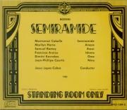 ROSSINI - Lopez-Cobos - Semiramide (live Aix-en-Provence 1980) live Aix-en-Provence 1980