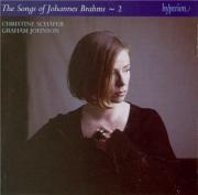 The Songs of Johannes Brahms Vol.2