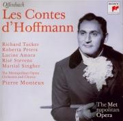 OFFENBACH - Monteux - Les Contes d'Hoffmann (live MET 3 - 12 - 1955) live MET 3 - 12 - 1955