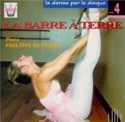 La danse par le disque vol.4 (La barre à terre)