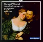 Musiche concertate 1619