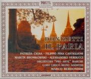 DONIZETTI - Berdondini - Il paria (live Faenza 6-8 - 4 - 2001) live Faenza 6-8 - 4 - 2001