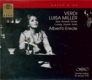 VERDI - Erede - Luisa Miller, opéra en trois actes