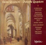 FAURE - Best - Requiem pour voix, orgue et orchestre en ré mineur op.48