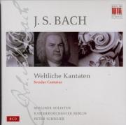 Weltliche Kantaten / Secular Cantatas