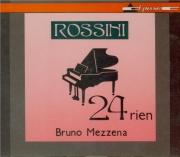 ROSSINI - Mezzena - Quelques riens pour album (Péchés de vieillesse Vol
