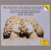 PROKOFIEV - Ozawa - Roméo et Juliette, ballet en 4 actes avec prologue SHM-CD import Japon