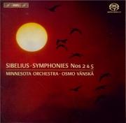 SIBELIUS - Vänskä - Symphonie n°2 op.43