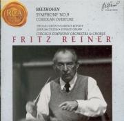 BEETHOVEN - Reiner - Coriolan, ouverture pour orchestre op.62 Import Japon