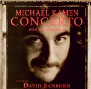 KAMEN - Kamen - Concerto for Sanborn and orchestra