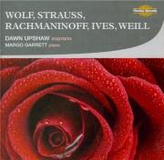 STRAUSS - Upshaw - Wie erkenn' ich mein Treulieb, pour voix et piano op