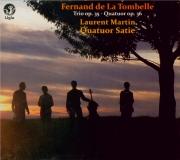 LA TOMBELLE - Martin - Trio avec piano en la mineur op.35