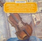 ARENSKY - Stadler - Concerto pour violon op.54