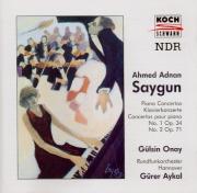 SAYGUN - Onay - Concerto pour piano n°1 op.34