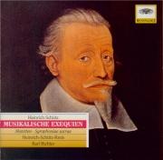 SCHÜTZ - Richter - Musikalische Exequien (Obsèques musicales) op.7 SWV.2
