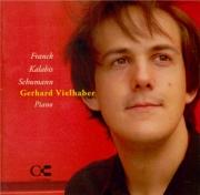 KALABIS - Vielharber - Akcenty, pour piano op.26
