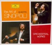 The Art of Giuseppe Sinopoli Orchestral works