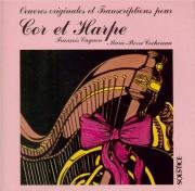 Oeuvres originales et transcriptions pour Cor et Harpe
