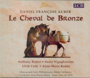 AUBER - Marty - Le cheval de bronze (live Radio-France 28 - 6 - 1979) live Radio-France 28 - 6 - 1979