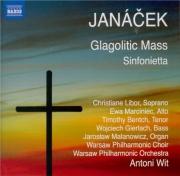 JANACEK - Wit - Messe glagolitique