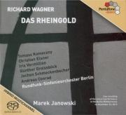 WAGNER - Janowski - Das Rheingold (L'or du Rhin) WWV.86a