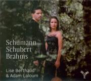 SCHUMANN - Berthaud - Märchenbilder (Contes en images), quatre pièces po