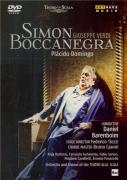 VERDI - Barenboim - Simon Boccanegra, opéra en trois actes
